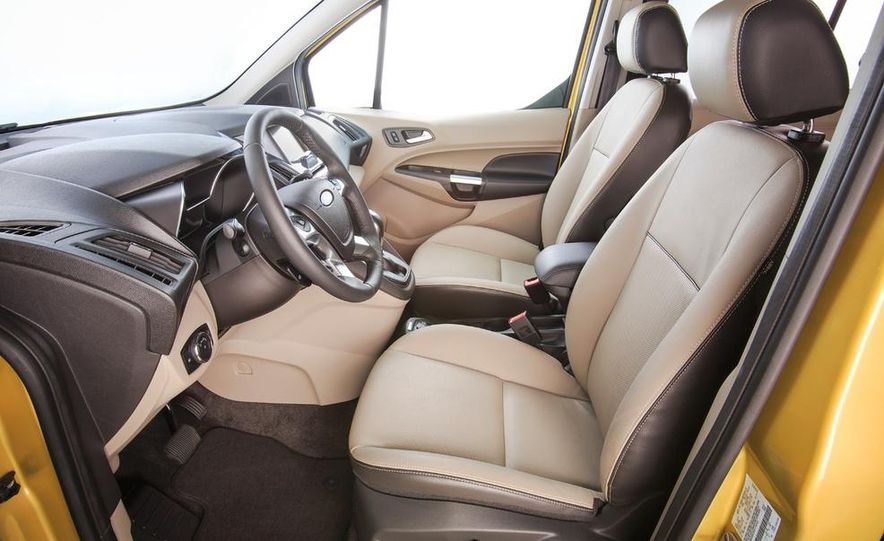 2014 Ford Transit Connect wagon - Slide 33