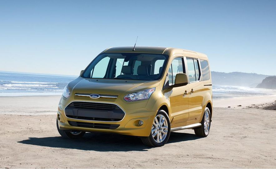 2014 Ford Transit Connect wagon - Slide 24