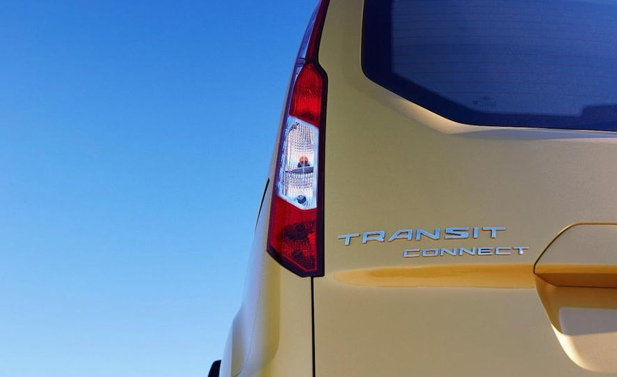 2014 Ford Transit Connect wagon - Slide 30