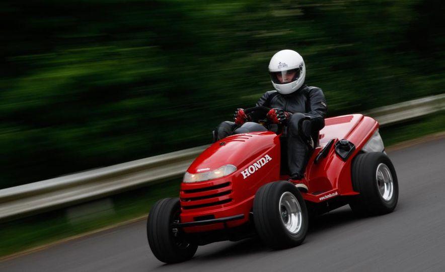 Honda Mean Mower - Slide 3