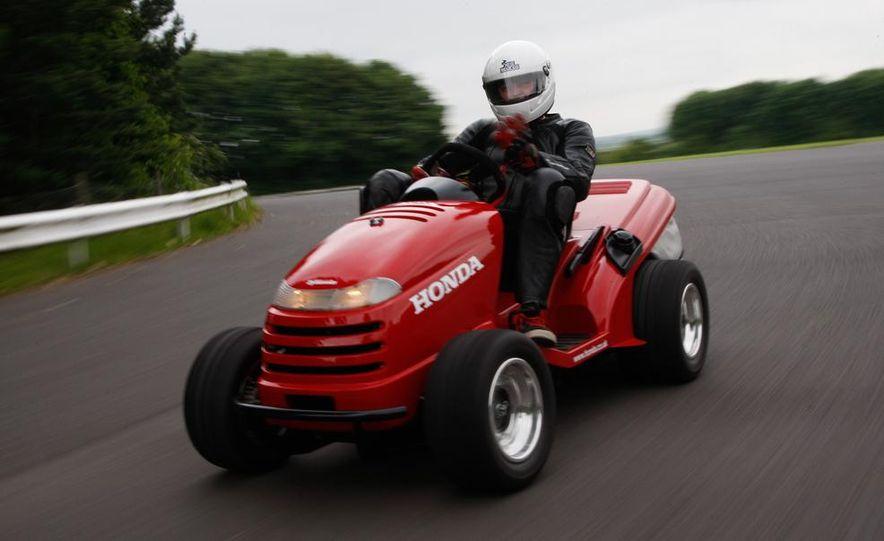 Honda Mean Mower - Slide 4