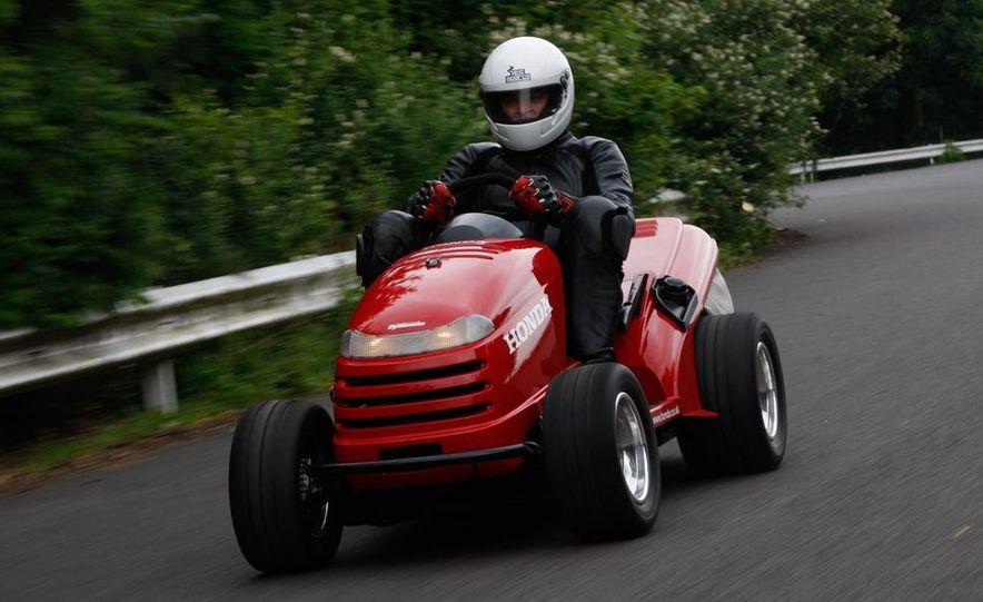 Honda Mean Mower - Slide 6