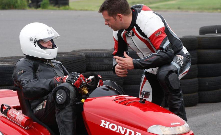 Honda Mean Mower - Slide 11