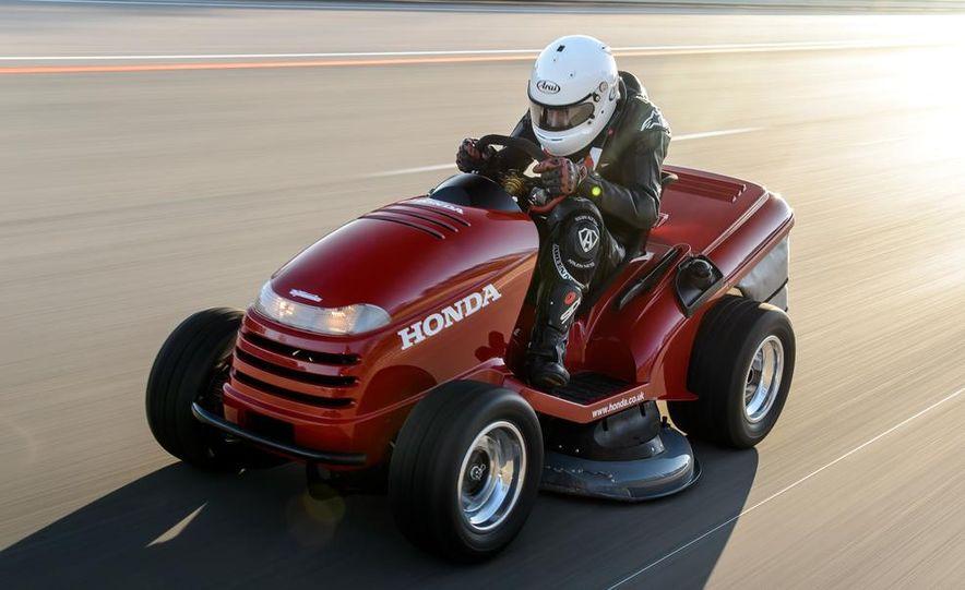 Honda Mean Mower - Slide 17