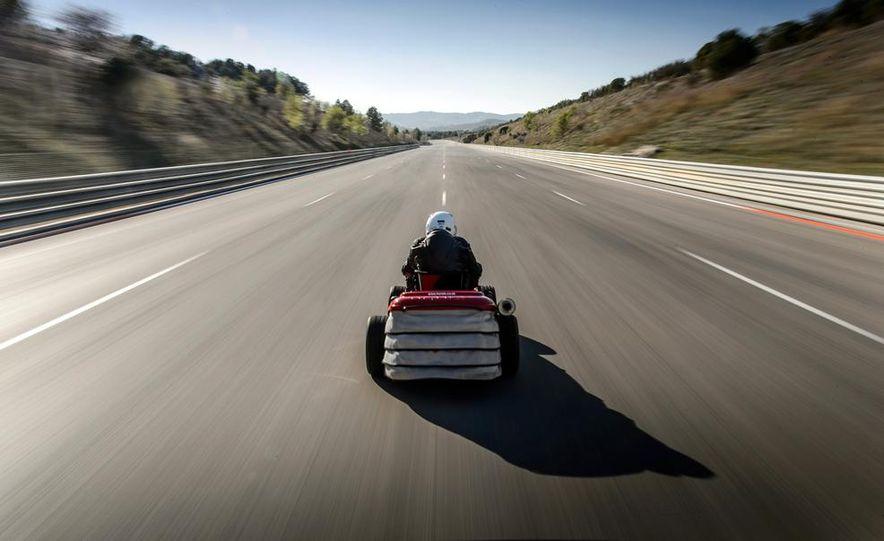 Honda Mean Mower - Slide 20