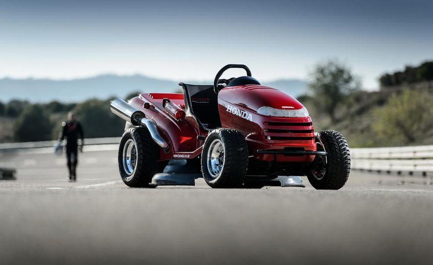Honda Mean Mower - Slide 21