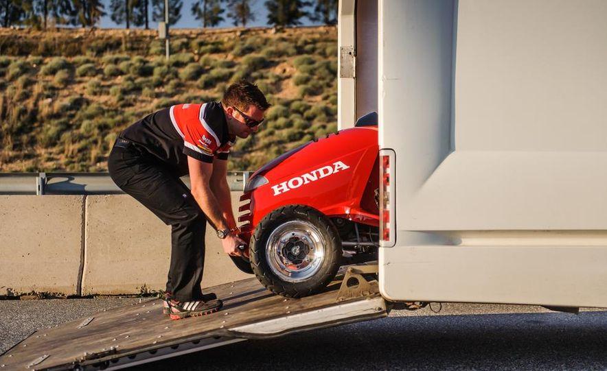 Honda Mean Mower - Slide 25