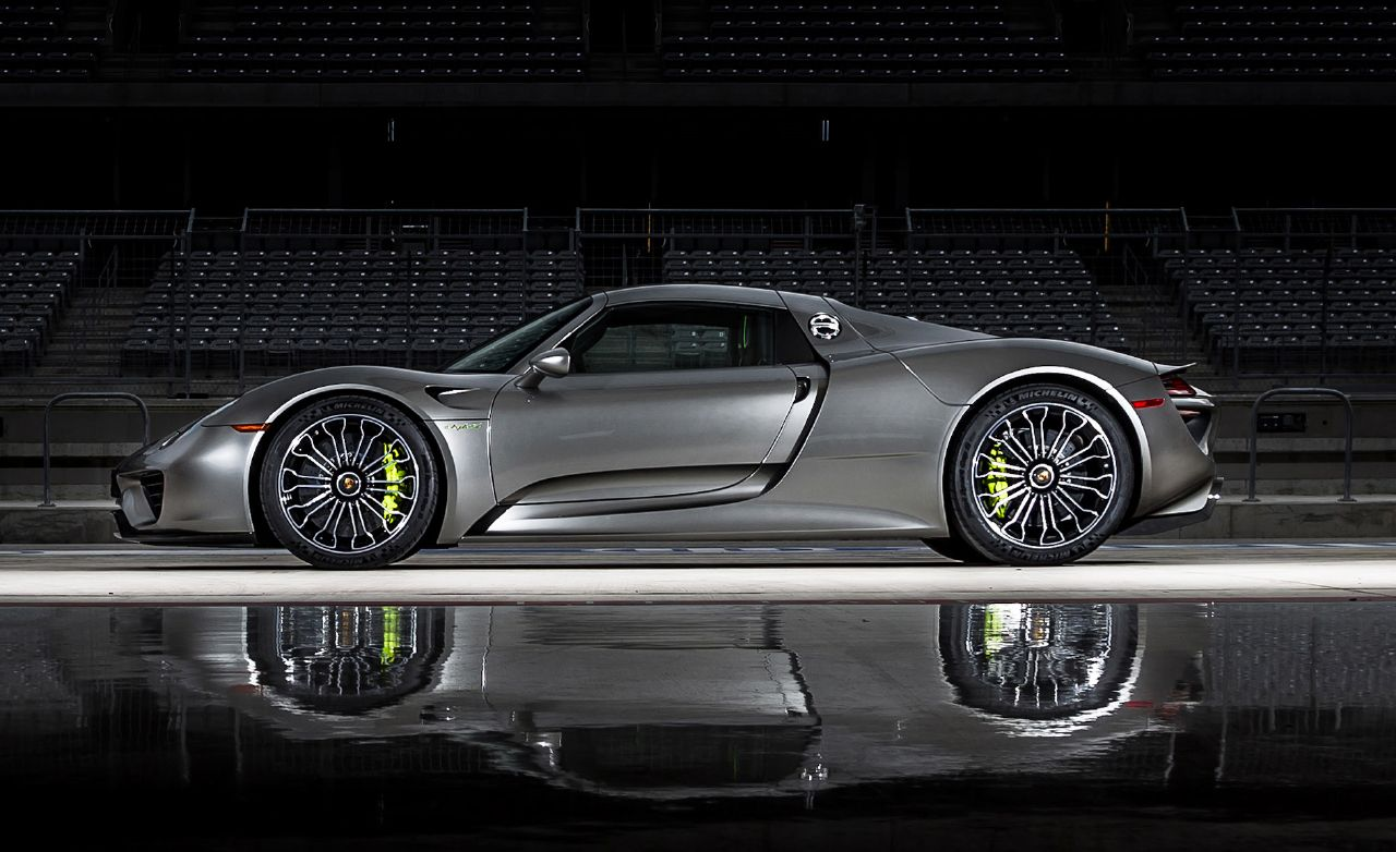 The 2015 Porsche 918 Spyder Is the Quickest Road Car in the World