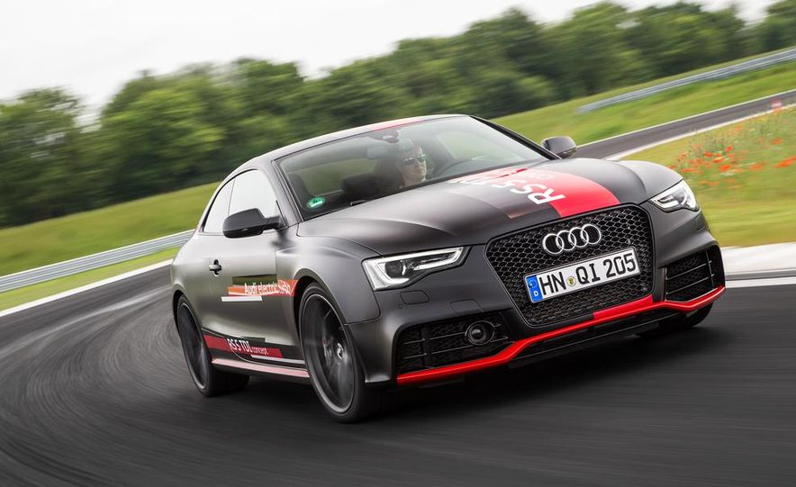 2017 Audi RS5 TDI prototypes - Slide 7