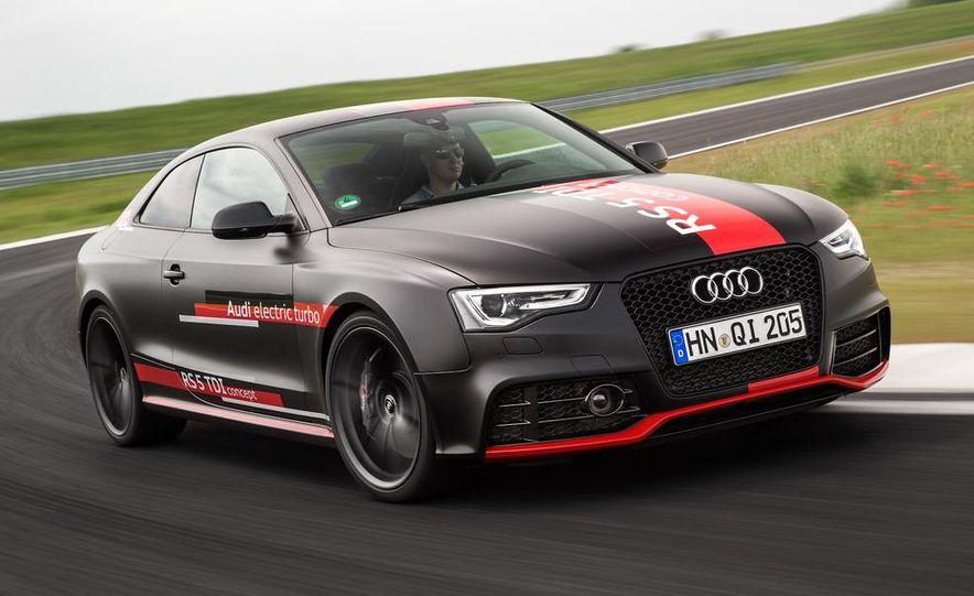 2017 Audi RS5 TDI prototypes - Slide 8
