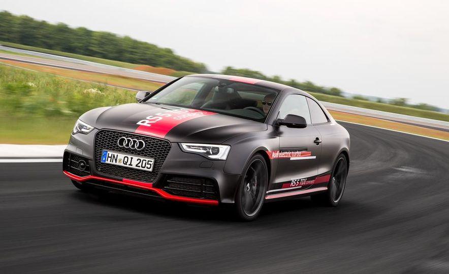 2017 Audi RS5 TDI prototypes - Slide 11