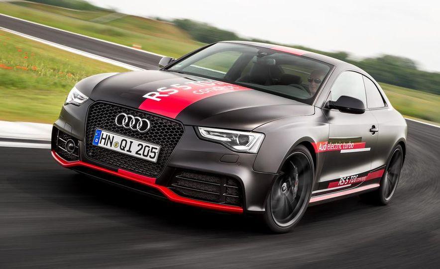 2017 Audi RS5 TDI prototypes - Slide 12