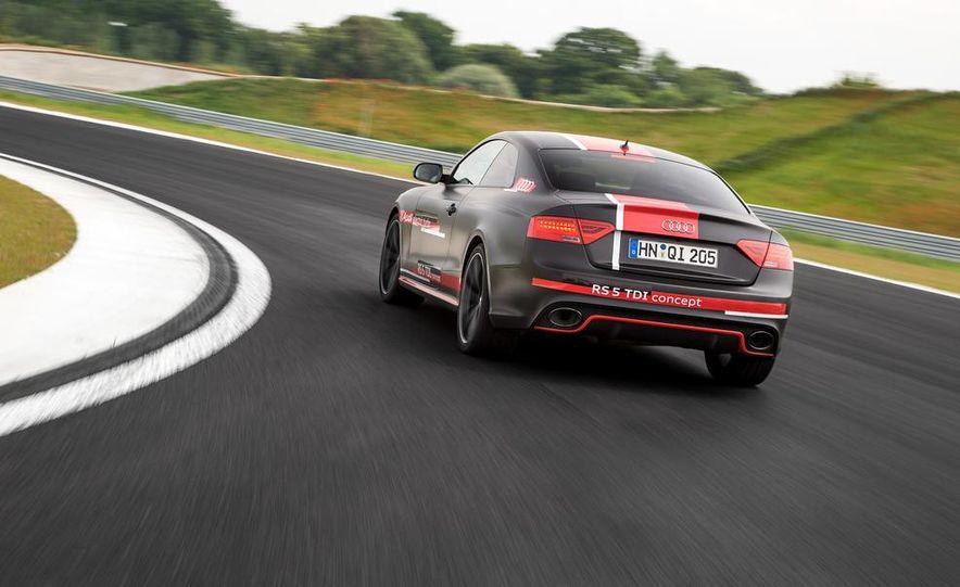 2017 Audi RS5 TDI prototypes - Slide 14