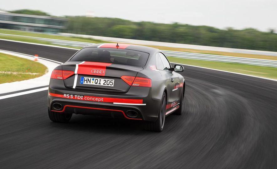 2017 Audi RS5 TDI prototypes - Slide 15