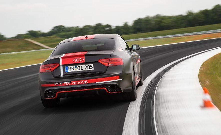 2017 Audi RS5 TDI prototypes - Slide 16