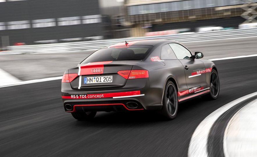 2017 Audi RS5 TDI prototypes - Slide 17