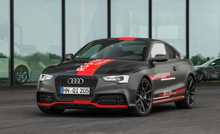 2017 Audi RS5 TDI prototypes - Slide 18