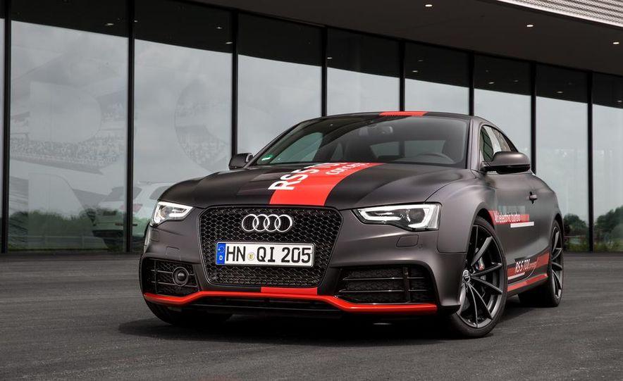 2017 Audi RS5 TDI prototypes - Slide 19