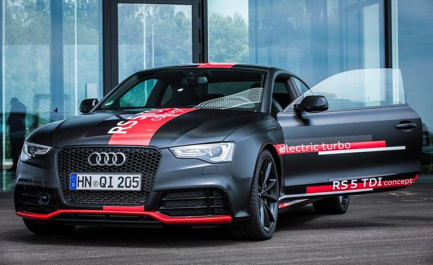 2017 Audi RS5 TDI prototypes - Slide 20