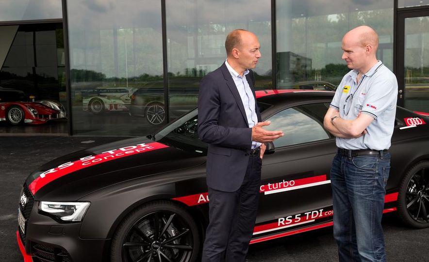 2017 Audi RS5 TDI prototypes - Slide 28