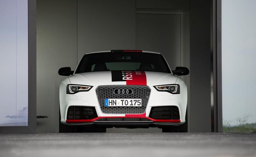 2017 Audi RS5 TDI prototypes - Slide 33