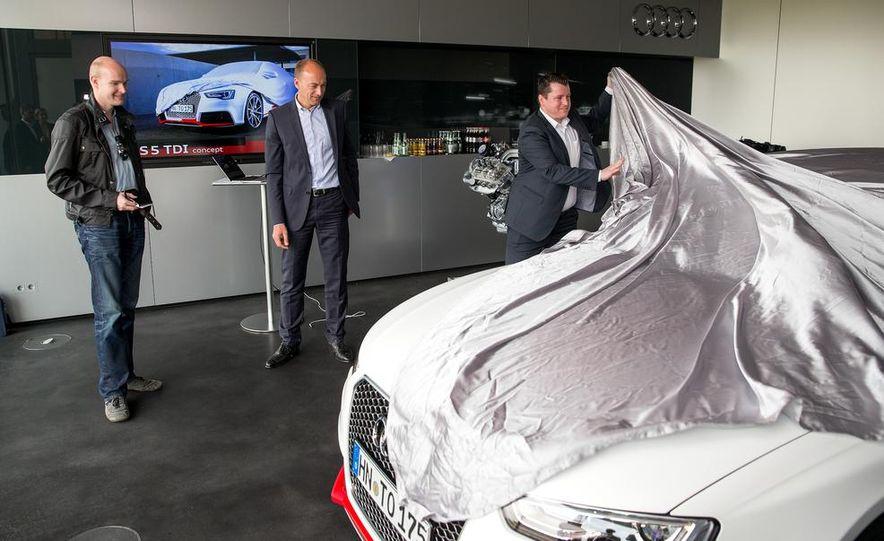 2017 Audi RS5 TDI prototypes - Slide 35