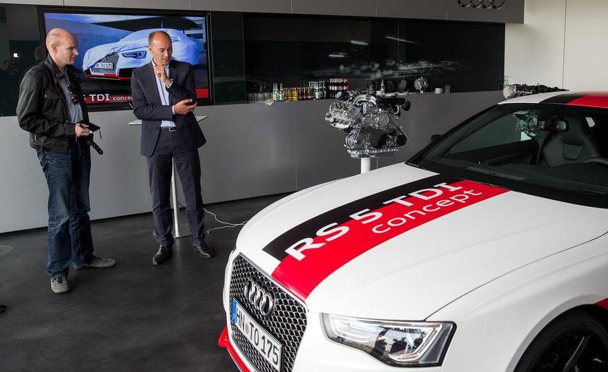 2017 Audi RS5 TDI prototypes - Slide 37