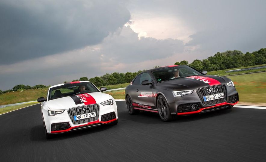 2017 Audi RS5 TDI prototypes - Slide 1