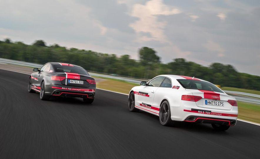 2017 Audi RS5 TDI prototypes - Slide 2