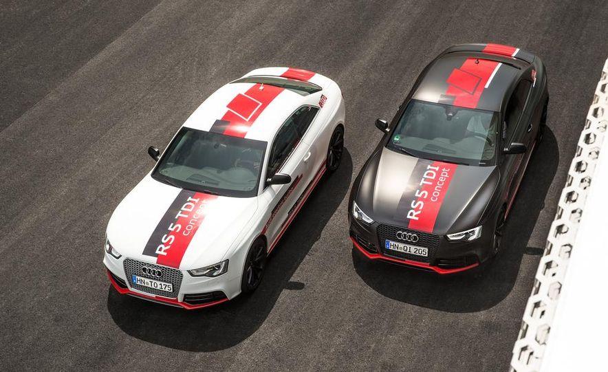 2017 Audi RS5 TDI prototypes - Slide 3