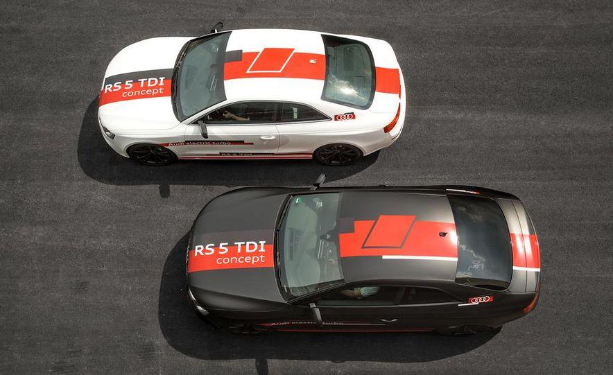 2017 Audi RS5 TDI prototypes - Slide 4