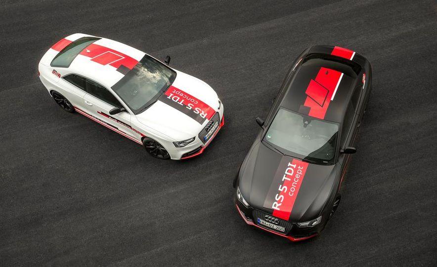 2017 Audi RS5 TDI prototypes - Slide 5