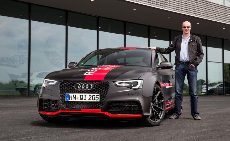 2017 Audi RS5 TDI prototypes - Slide 27