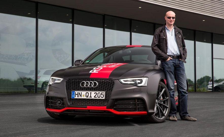 2017 Audi RS5 TDI prototypes - Slide 26