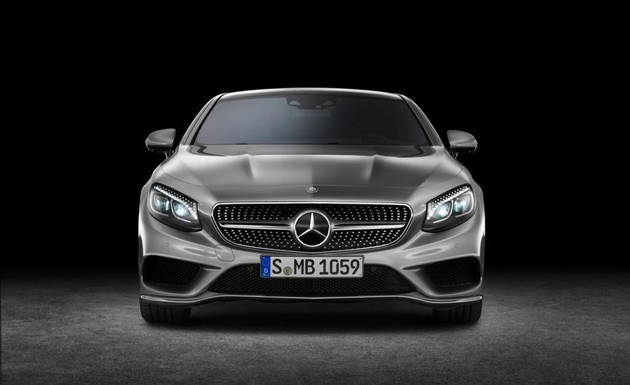 2015 Mercedes-Benz S500 4MATIC coupe - Slide 19