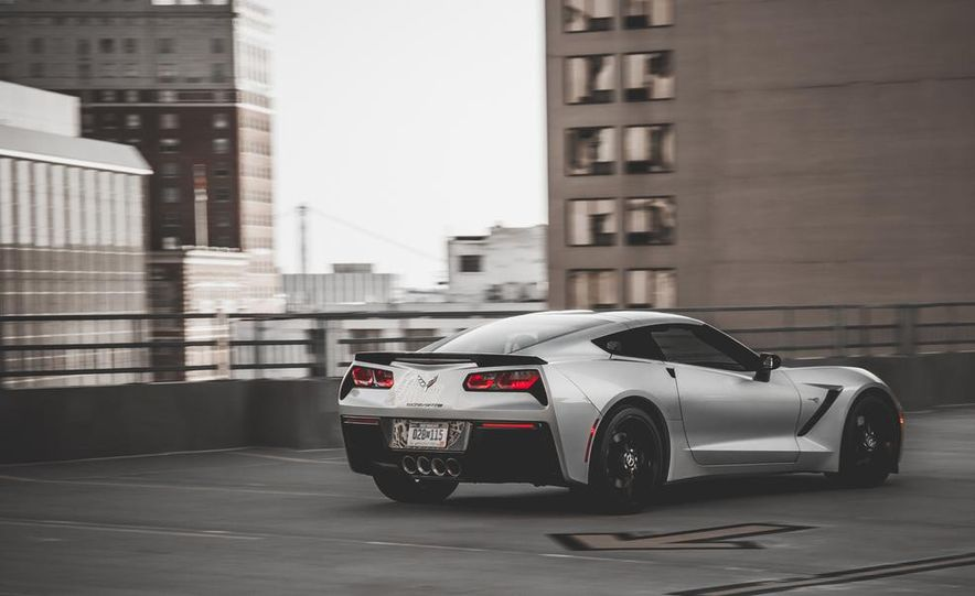 2014 Chevrolet Corvette Stingray coupe Z51 - Slide 47