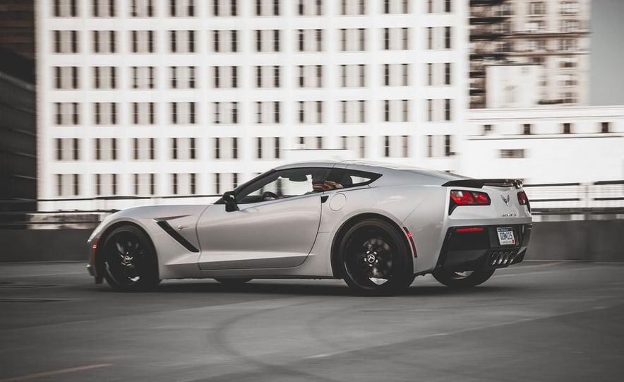 2014 Chevrolet Corvette Stingray coupe Z51 - Slide 48