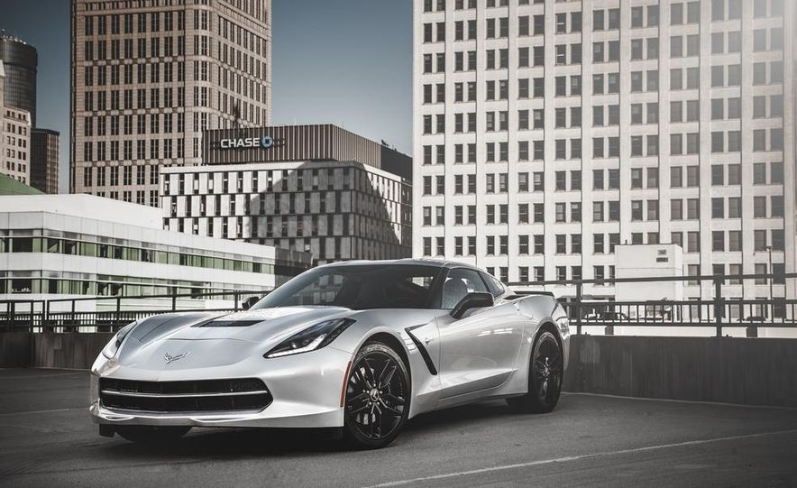 2014 Chevrolet Corvette Stingray coupe Z51 - Slide 49