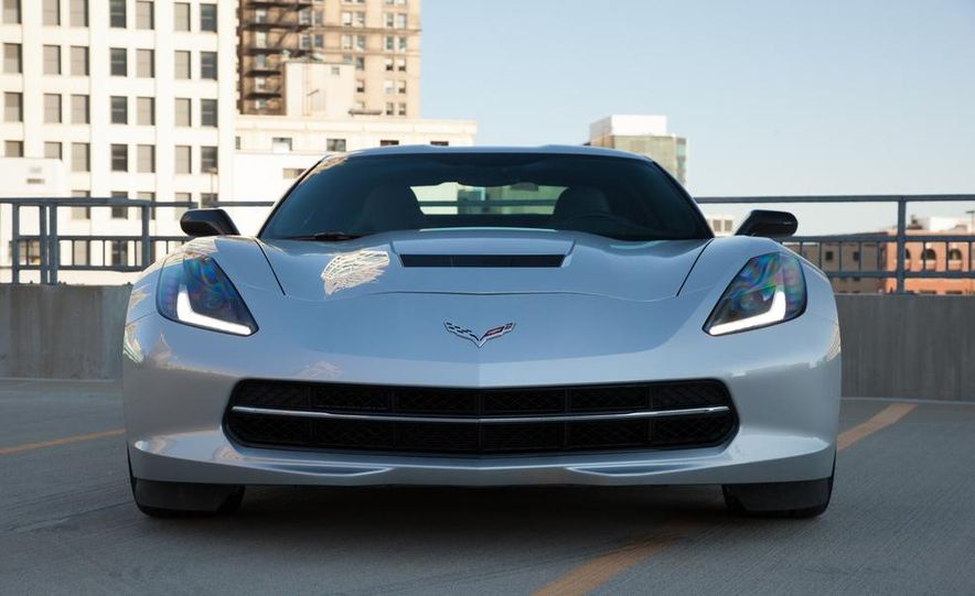 2014 Chevrolet Corvette Stingray coupe Z51 - Slide 51