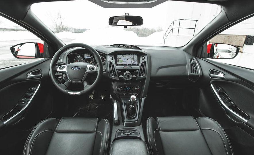 2015 Ford Focus ST diesels - Slide 36