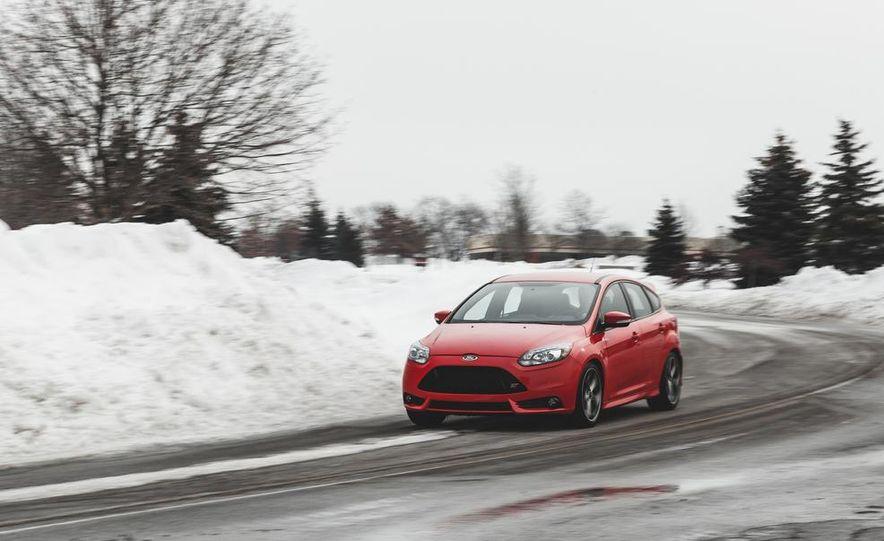 2015 Ford Focus ST diesels - Slide 15