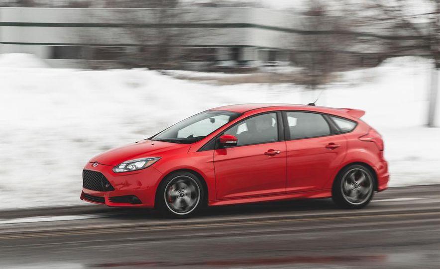 2015 Ford Focus ST diesels - Slide 17
