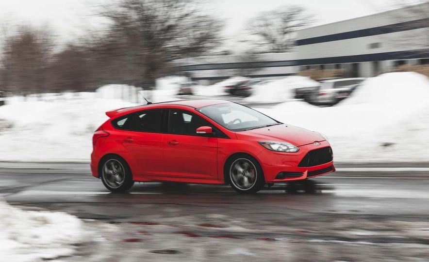 2015 Ford Focus ST diesels - Slide 19