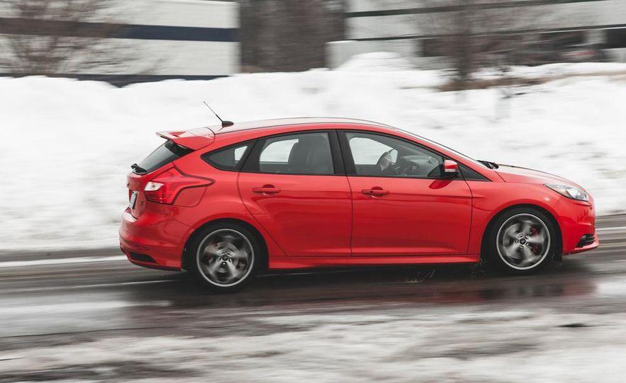 2015 Ford Focus ST diesels - Slide 20