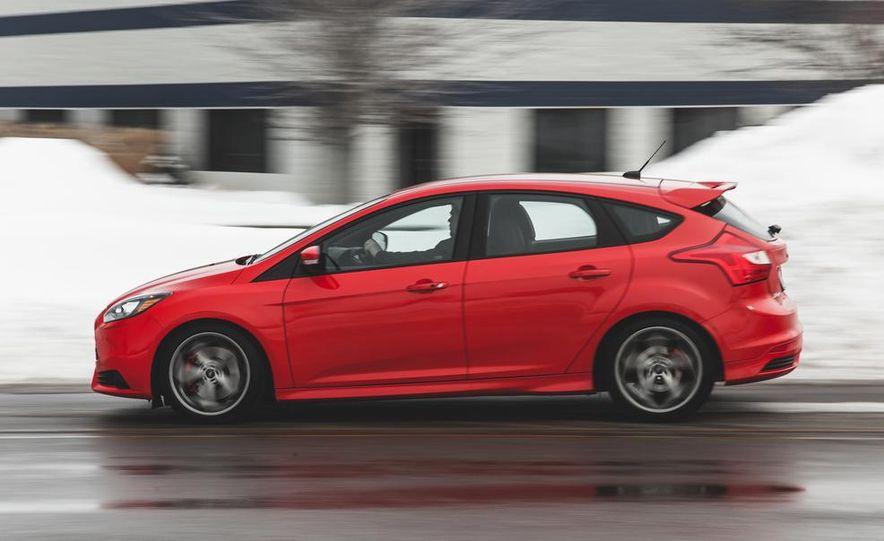 2015 Ford Focus ST diesels - Slide 21