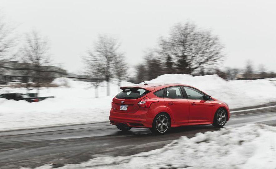 2015 Ford Focus ST diesels - Slide 23