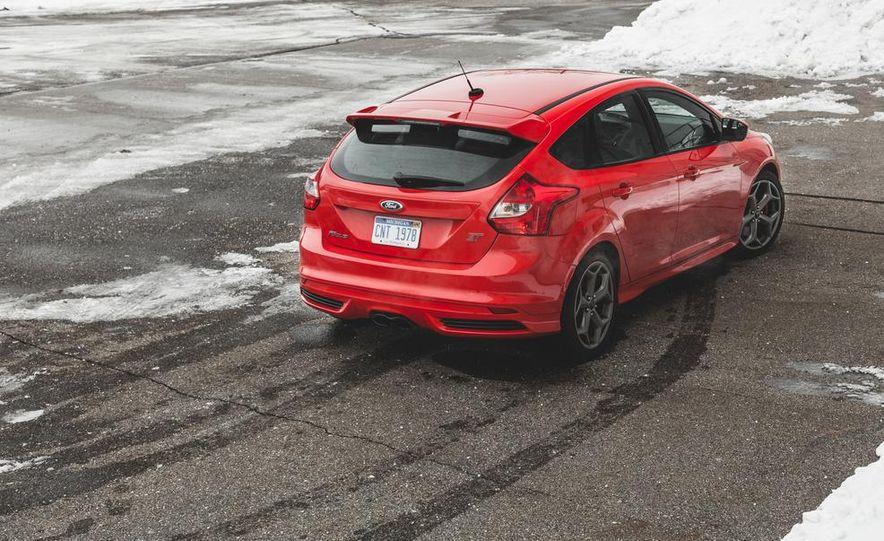 2015 Ford Focus ST diesels - Slide 27