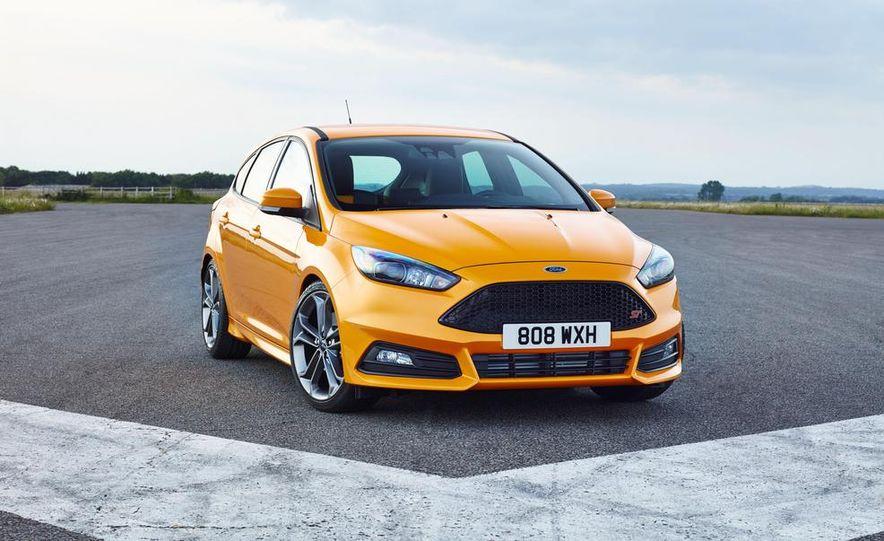 2015 Ford Focus ST diesels - Slide 3