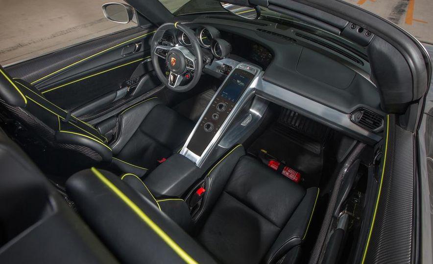 2015 Porsche 918 Spyder - Slide 47