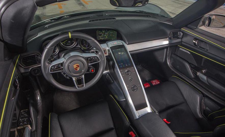 2015 Porsche 918 Spyder - Slide 48
